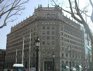 Banco de espa a sobre el banco organizaci n for Horario oficinas banco santander barcelona