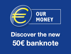Discover the new € 50 banknote